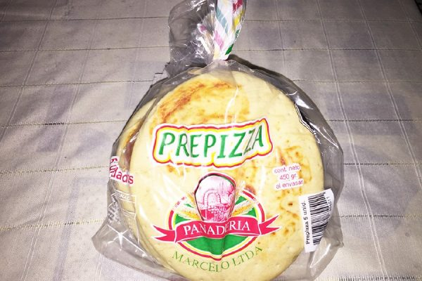 bolsa para pre-pizza